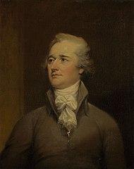 Alexander Hamilton(1757-1804)