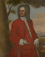 A Gentleman of the Schuyler Family (attributed to JohnWatson)