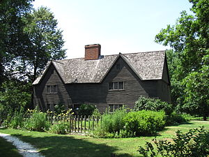 South Green Historic District (Ipswich, Massachusetts) - John Whipple House, ca. 1670s