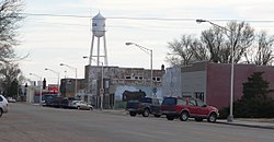 Johnson City, Kansas.