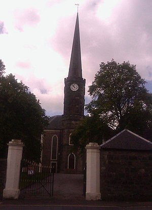 Johnstone - Johnstone High Parish Church