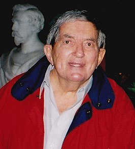 Jonathan Frid in 2001
