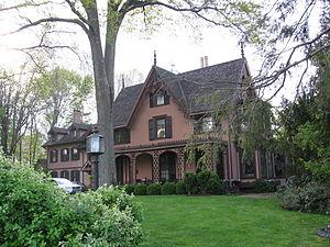 Joseph C. Wells - Jonathan Sturges House