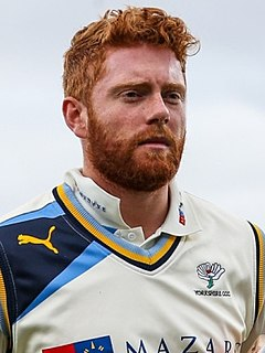 Jonny Bairstow English cricketer