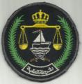 Jordanië police patch.tif