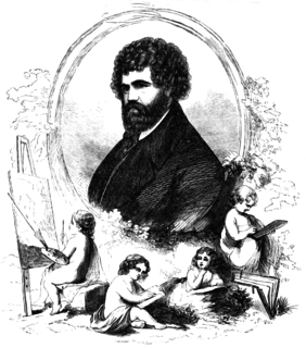 Joseph Alexander Ames American artist