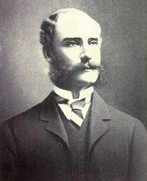 Joseph Despard Pemberton - Image: Joseph Despard Pemberton