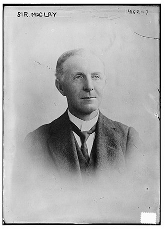 Joseph Paton Maclay, 1st Baron Maclay - Joseph Paton Maclay, 1st Baron Maclay