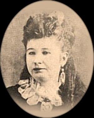 Josephine Airey - Photograph of Josephine Airey