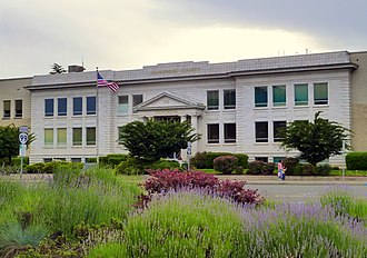 Josephine County, Oregon - Image: Josephine County Courthouse Grants Pass Oregon
