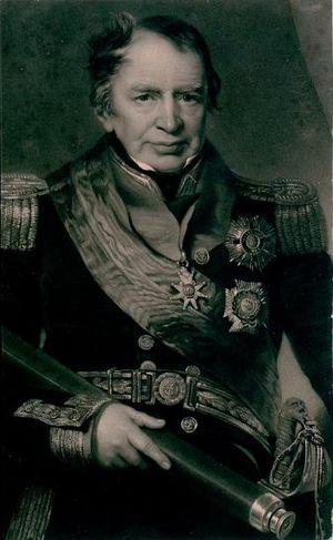 Josias Rowley - Admiral Sir Josias Rowley
