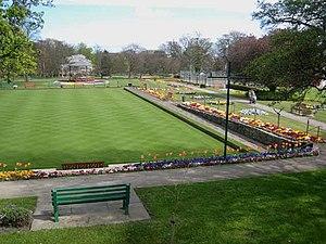 Spennymoor - Jubilee Park