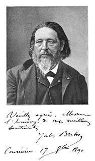Jules Breton French painter