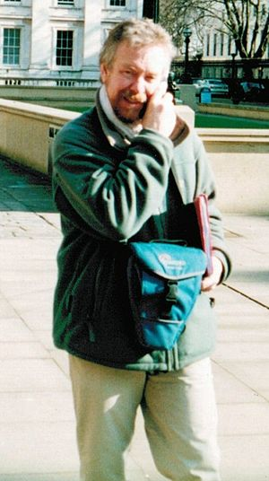Julian Richards (archaeologist) - Julian Richards in 2002
