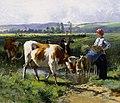 Julien Dupré - Laitière avec vaches.jpg