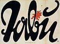 Julius Klinger-Poster Tabu, 1919.JPG