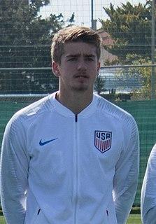 Justin Rennicks American association football player