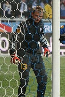 Alex Manninger Austrian former professional footballer