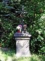 Kříž městský hřbitov Most.jpg