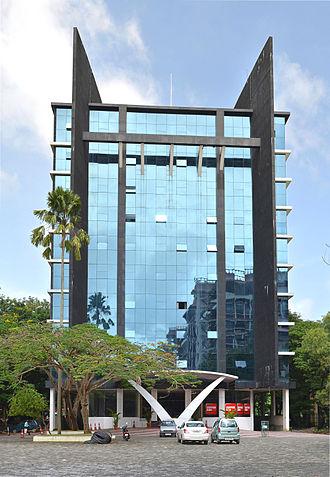 Kerala High Court - KHCAA Golden Jubilee Chamber Complex