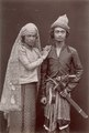 KITLV - 103771 - Acehnese couple in Singapore - circa 1890.tif