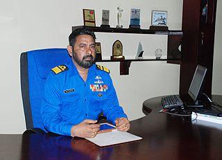 Sarath Dissanayake Sri Lankan Navy officer