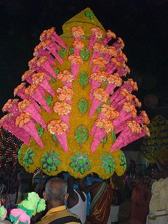 Kavadi Aattam - Image: Kaavadi 1