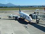 Kagoshima airport Skymark.JPG