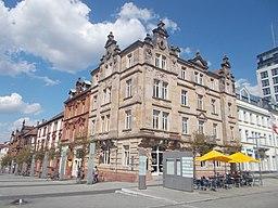 Bahnhofstraße in Kaiserslautern