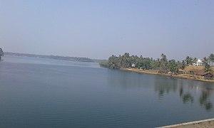 Kallayi (river) - Image: Kallai Puzha