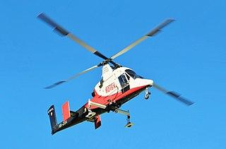 Kaman K-MAX American medium-lift helicopter