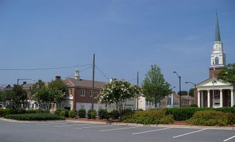 Kannapolis, North Carolina - Kannapolis Downtown