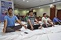 Kapalabhati - International Day of Yoga Celebration - NCSM - Kolkata 2017-06-21 2467.JPG
