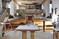 Kappel Pfarrkirche Blick zur Empore.jpg