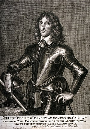 Charles I Louis, Elector Palatine - Charles I Louis, Elector Palatine