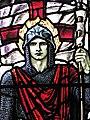 Karl Parsons St George Window St Laurence 1919.jpg