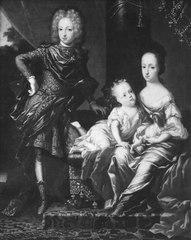 Karl XII och hans systrar