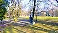 Karol Kurpiński w parku im . J .Kochanowskiego - panoramio.jpg
