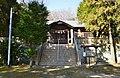 Kashino-jinja, haiden.jpg
