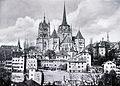 Kathedrale Lausanne 1873.jpg