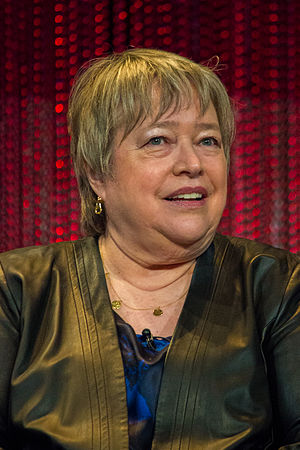 63rd Academy Awards - Image: Kathy Bates at Paley Fest 2014 13491414615