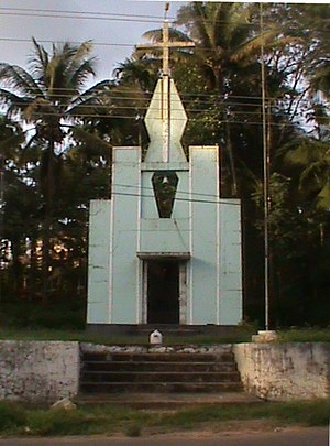 Kayakkunn - Image: Kayakkunn Cross Church