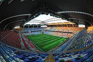 Kadir Has Stadium - Image: Kayseri Kadir Has Stadium 9