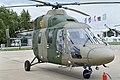 Kazan Ansat-U 'RF-04454 - 67 yellow' (37110555755).jpg