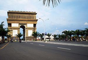 Kediri, East Java - Image: Kediri East Java