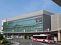 Keihan Kuzuha Station Building South.jpg