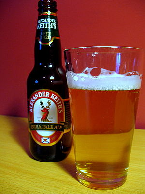 Alexander Keith's Brewery - Alexander Keith's India Pale Ale