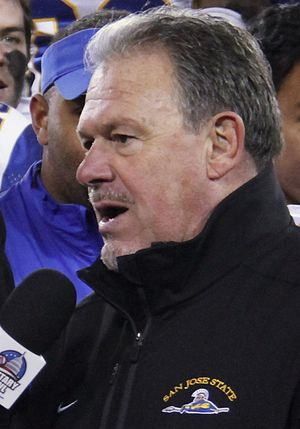 Kent Baer - Baer after the 2012 Military Bowl