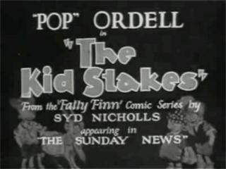 <i>The Kid Stakes</i> 1927 film