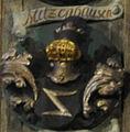 Kiedrich Pfarrkirche Hochaltar Wappen R04.jpg